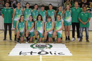 Basquet Centre Catolic LH, Senior femeni 2018-2019