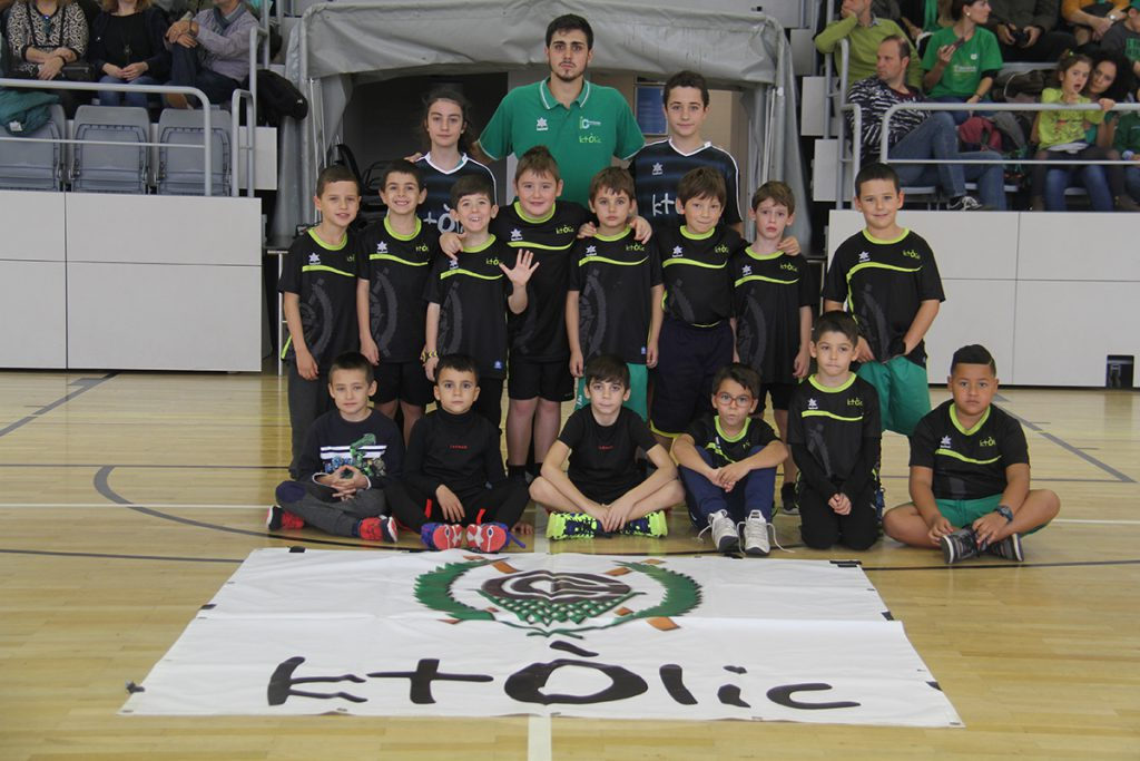 Basquet Centre Catolic LH, Iniacio 2018-2019